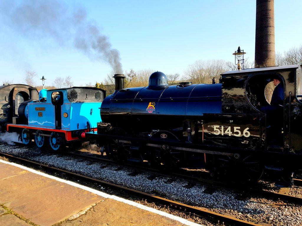 East Lancashire steam railway